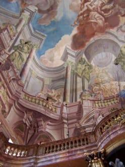 Großer Festsaal - Schloß Ludwigsburg