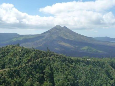 Gunung Abang - Batur Vulkan