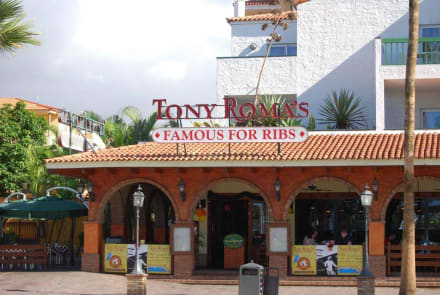 Lecker Essen - Tony Roma's