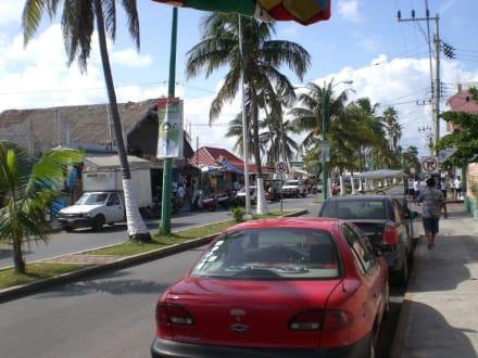 Hafen von Isla Mjeres - Isla de Mujeres