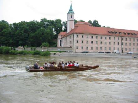 Kloster Weltenburg bei Kelheim... - Kloster Weltenburg