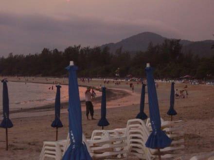 Blick zum Strand - Kata Babeque