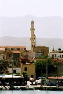 Moschee in Chania - Janitscharen-Moschee