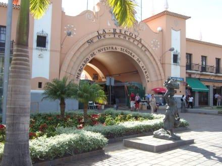 Santa Cruz - Markthalle Nuestra Señora de África