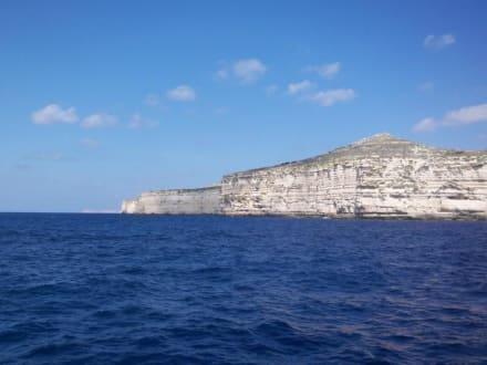 Die Dingli Cliffs - Captain Morgan Cruises