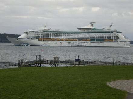 The Explorer in Bar Harbor - Explorer of the Seas