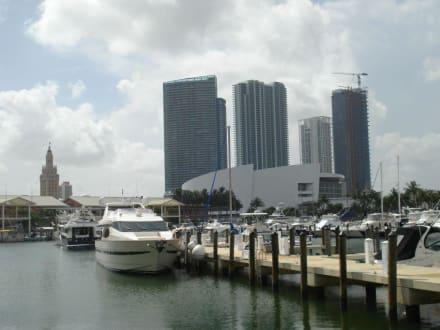Miami Bayside Hafen - Bayside