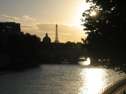 Abendstimmung - Pont au Change