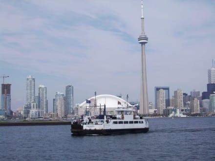 Toronto mit CN Tower - CN Tower