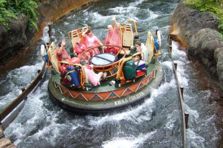 Kali River Rapids  ist super - Animal Kingdom