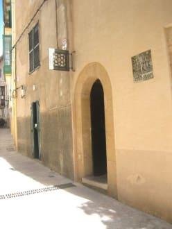 Palma de Mallorca / Banys Arabs - Banys Arabs - Arabische Bäder