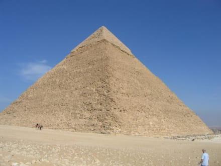 Kairo Pyramide - Pyramiden von Gizeh
