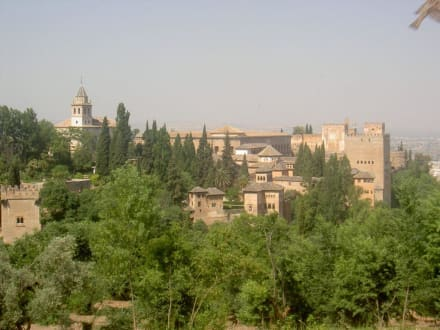 Burg/Palast/Schloss/Ruine - Alhambra
