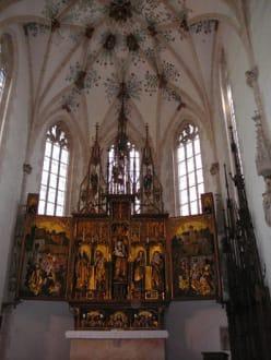 Benediktinerkloster Kaufbeuren - Benediktinerkloster mit Klosterkirche