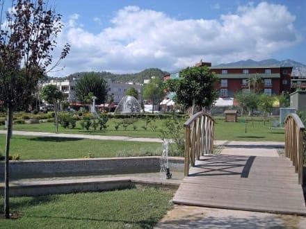 City/Town - Olbia Parki Park