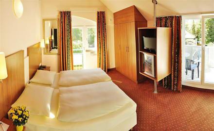 Chambre - Hotel Amalienburg