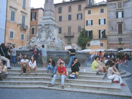 Piazza della Rotonda - Piazza de Pantheon