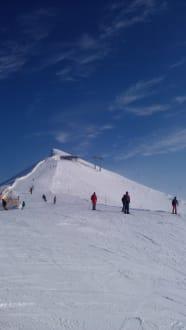 Pisten perfekt - Skigebiet Damüls-Mellau