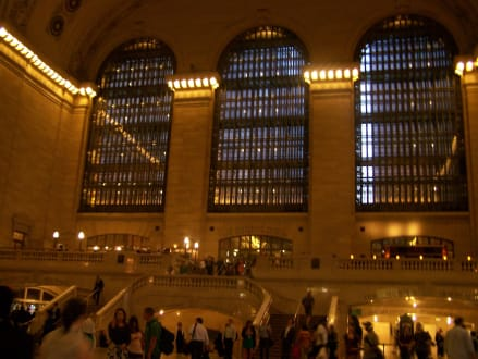 In der Grand Central - Grand Central Station