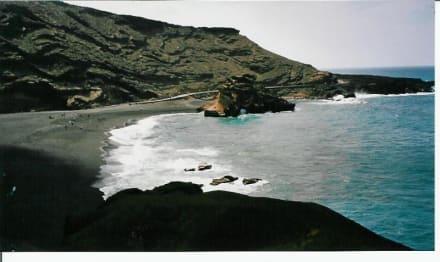 El Golfo - Strand El Golfo
