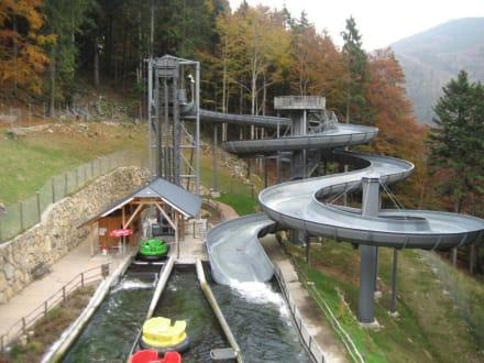 Water Splash - Steinwasen Park