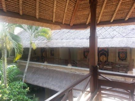 Balkone - Hotel Bali Agung Village