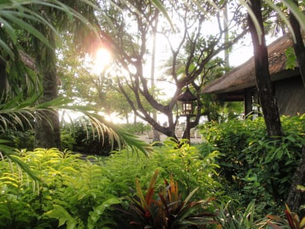 Die Anlage - Kila Senggigi Beach Lombok