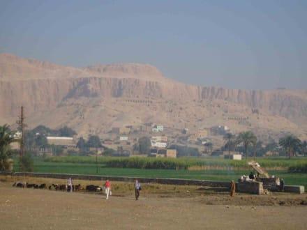 Luxor - Tal der Arbeiter / Deir al Medina