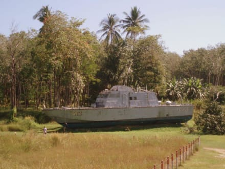 Policeboat - Polizeiboot 813 - Tsunami Museum
