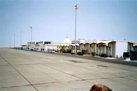 Flughafen von Hurghada - Flughafen Hurghada (HRG)