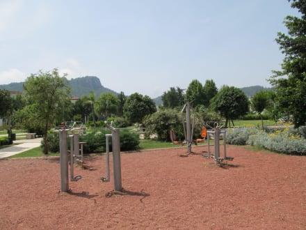 Fitness im Olbia Park - Olbia Parki