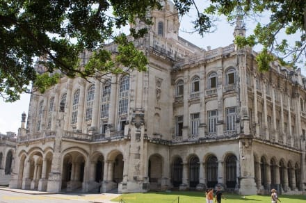 Museo de la Revolución (Palacio Presidencial) - Revolutionsmuseum