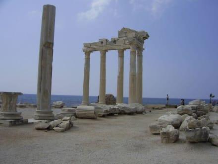 Apollo Tempel! - Apollon Tempel