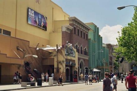 Eingang Twister - Universal Studios Florida