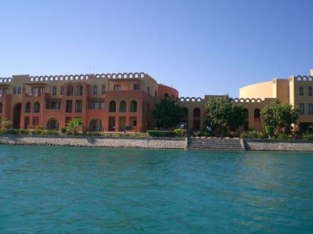 Hotel Three Corners - Lagunenfahrt durch El Gouna