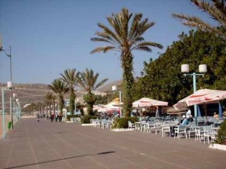 Promenade - Strandpromenade Agadir