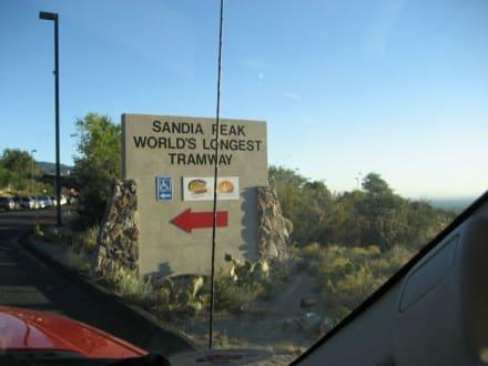Sandia Peak - ein lohnenswerter Besuch! - Sandia Peak