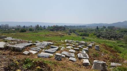 Details... - Ausgrabung Milet