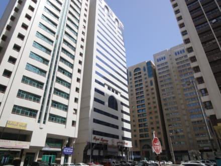 Hotel mitten in der city - Abu Dhabi