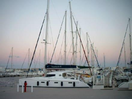 Yachthafen - Yachthafen Hammamet Yasmine
