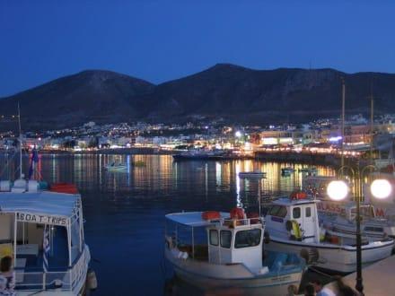 Hafen Chersonissos - Yachthafen Chersonissos/Hersonissos