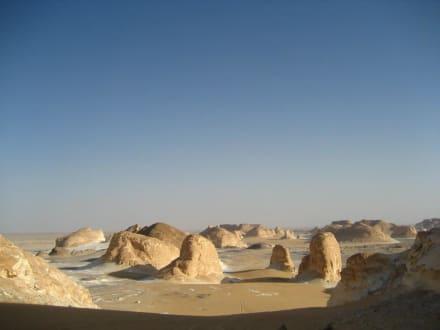 Weisse Wüste, Tal der Wunder - Weiße Wüste