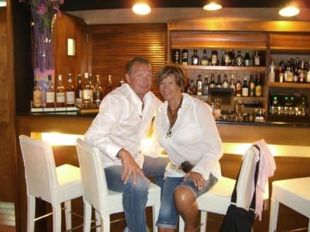 Bar des Dachterrassenrestaurants - Restaurant Jerome Serres