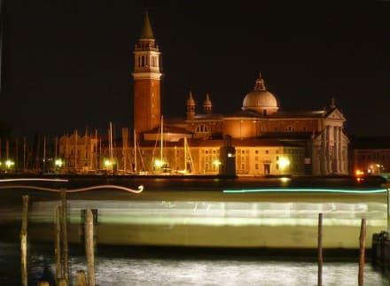 Landgang in Venedig - Campanile