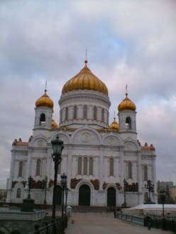 Tempel/Kirche/Grabmal - Christ-Erlöser-Kathedrale