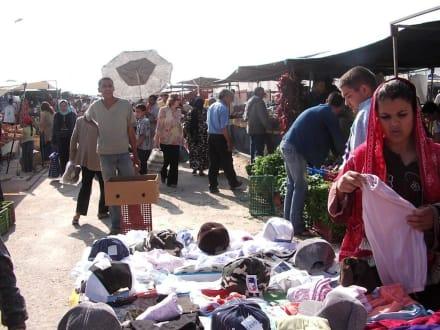 Markt der Einheimischen! - Le Nomade (Berbertour)