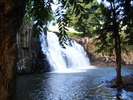 Rochester Falls - Rochester Wasserfall