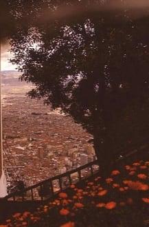 Aussicht vom Berg Monserrate - Berg Monserrate