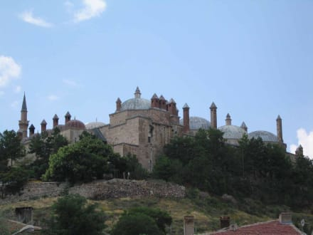 Seyitgazi, Kloster des Bektsi-Ordens - Seyyid Battal Gazi Komplex