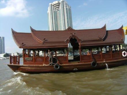 Fluss/See/Wasserfall - Chao Phraya River